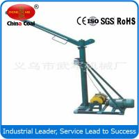 China 1T electric small crane for construction wholesale