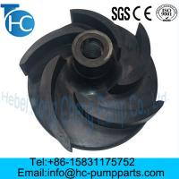 China Submerged Pump Accessories Impeller wholesale
