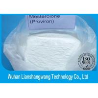 CAS 1424-00-6 Androgens And Anabolic Steroids Mesterolone Proviron Male Enhancement Drugs