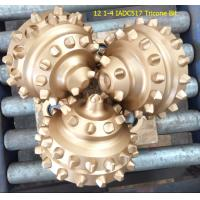 China 12 1/4 inch TCI Tricone bit Oil Drill Bit, Oil Field Drilling Equipments on sale
