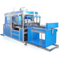 China High Effective Vacuum Forming Packaging Machine 60-720 Cycle/H For PVC PS PP PET Sheet on sale