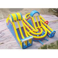 China New Adrenaline Rush Extreme Obstacle Course Inflatable Challenge for Sale on sale