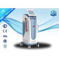 Diode Laser Alexander 755nm 810nm ND YAG 1064nm 3 In 1 For Hair Removal On All Color