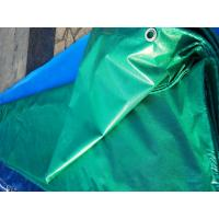 China Waterproof PVC Coated Tarpaulin Rain Cover Anti - Mildew For Lumber wholesale