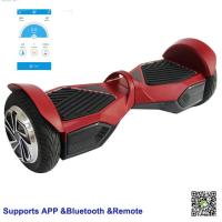 China 4400mah Battery Self Balance Scooter Hoverboard With APP Function wholesale