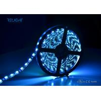 China RGBW 4 in 1 Flexible LED Strip Lights 19W/m 60pcs 5050  led rope light with built-in IC wholesale
