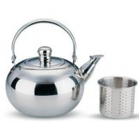 China 1.5L ~5L whisting kettle & stainless steel tea pot &tea kettle & water kettle on sale