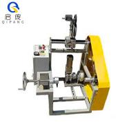 Uniform Transformer Steel Wire Winding Machine 220V / 380V With CE Certification