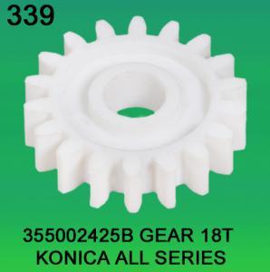 China 355002425B / 3550 02425B GEAR TEETH-18 FOR KONICA ALL SERIES minilab wholesale