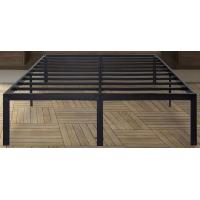 China Sturdy king/queen size metal frame bed with ultimate strength and durability wholesale