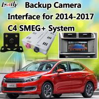 China Reverse Camera Interface for Citroen C4C5 with Active Parking Guidelines on sale