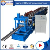China Botou High Technology Colored Steel C Purlin Roll Forming Machine Used wholesale