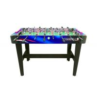 China Factory 48 Inches Football Table Children Wood Soccer Table Color Graphics Design wholesale