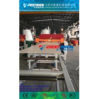 China plastic ceiling panel production line/ pvc ceiling panel extrusion line/plastic ceiling tiles making machine on sale
