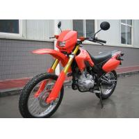 China 200cc / 250cc Dirt Bike Motorcycle 5 Speed Manual Clutch Electric Start wholesale