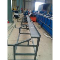 China Drywall Partation House Framing Cold Roll Forming Machine For Stud Sections With Hydraulic Decoiler wholesale