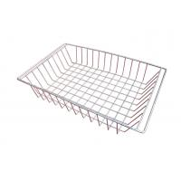 China Galvanize steel / black steel welded wire mesh panels for restaurant, barbeque and picnic wholesale