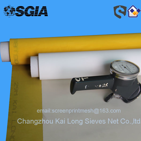 Quality Silk Screen Polyester Printing Mesh for sale
