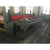 China Automatic Gabion Wire Mesh Production Line For Reno Mattress Machine With CE Certificate wholesale