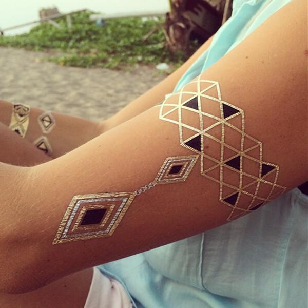 Arm bracelets images for Custom tattoo armrest for sale