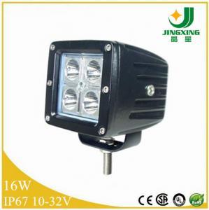 China 16W led car headlight 1040lm headlight12V led work light 4x4 accessories on sale