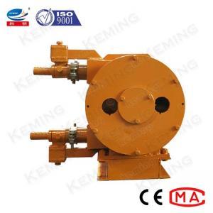 China 3mm Aggregate Concrete Mud Industrial Peristaltic Pump 1300L/H wholesale