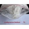 China Poudre de amélioration de perte de T3 de substances actives de physique de sodium pharmaceutique de Liothyronine grosse wholesale