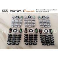 China Plastic Injection Mold Making Phone Buttons Handset Keypad Replacement Included Repair Parts wholesale