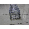 China High Security Galvanized Welded Wire Stone Baskets , Anti - Rust Garden Gabion Baskets wholesale