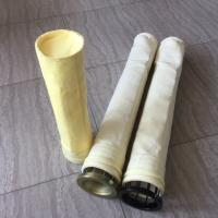 China Customized PPS Baghouse Filter Bags Good Flame Retardancy For Coal Fired Boiler wholesale