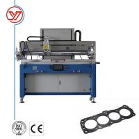 China 700*1600 Semi Automatic Manufacturer Supply Head Gasket Screen Printer wholesale