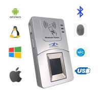 China Cheap Price Mini Capacitive USB Jave Protable Smart Card Reader Fingerprint Scanner for Android Tablet wholesale