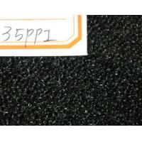 China Reticulated Open Cell Black Packaging Foam with Polyester Polyurethaner Material wholesale
