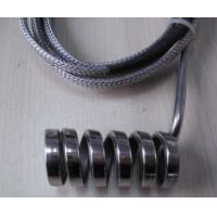 Buy cheap Hot Runer Coil / Spring Heaters With Thermocouple , Temperature Sensor RTD from wholesalers