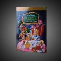 China Alice in Wonderland,Bambi,Aladdin ,Beauty and the Beast,Hot selling DVD,Cartoon DVD,Disney DVD,Movies,new season dvd. wholesale
