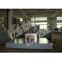 Buy cheap ISO2248-72 Drop Tester Equipment For Big Size Packaging Vertical Drop Testing from wholesalers