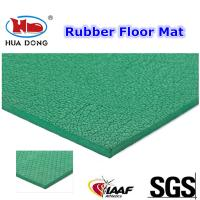 China Rubber Flooring Type Rubber Tile wholesale