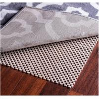 China Corrosion Resistance Grid PVC Non Slip Mat 5mm Carpet Underlay With ODM Service wholesale