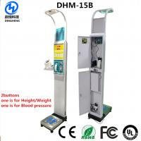 China DHM - 15 Medical Height And Weight Scales wholesale