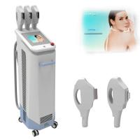 China 3 handles lightsheer laser hair removal machine for sale with America Xenon lamp on sale