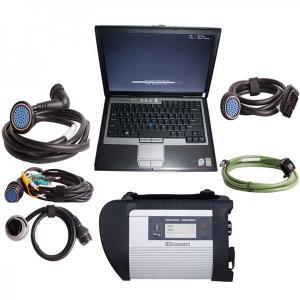 China 2015.09V MB SD Connect Compact 4 Star Diagnosis Mercedes Benz Diagnostic Scanner plus Dell d630 laptop wholesale