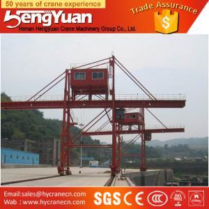 Widely used portal crane, ship-unloader for shipbuilding