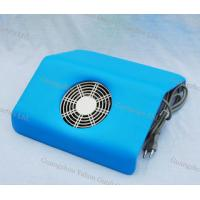 China 50 / 60HZ Tabletop Light Weight  Nail Dust Collector With Off / On Switch wholesale