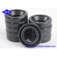 China NBR Material Rubber Oil Seal , NOK Double Lip Oil Seal For High Temperature wholesale