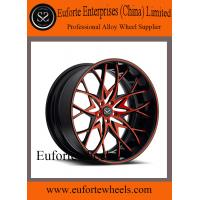 China SS Racing Auto Drive System Forged Wheels , BMW X5 Custom Wheels wholesale