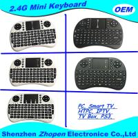 China best rii i8 mini keyboard and air mouse combo for android smart tv box on sale