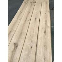 China Rustic Style Knotty Oak Natural Wood Veneer for Furniture Door Plywood from www.shunfang-veneer.com on sale