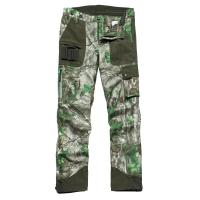 China Screen Printing Softshell Hunting Camo Pants Custom Size Desert Camo Trousers wholesale