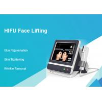 China Energy 5-35ms Face Lifting Machine With 10000 Shots Handle Life Easy To Control wholesale