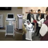 High intensity focused ultrasound ultherapy therapy best face lift machine